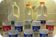 dairy produce by shepherds dairy